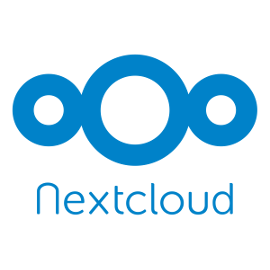 Logo de Nextcloud